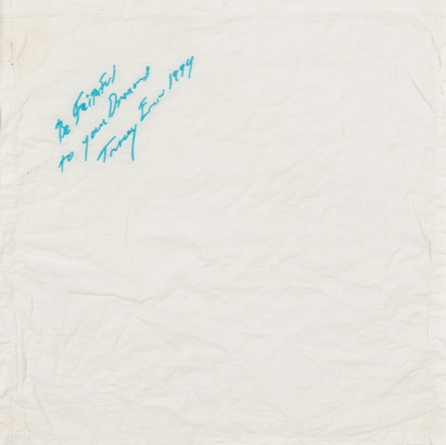 Tracey Emin, 'Be Faithful to your Dreams', 1999, Forum Auctions