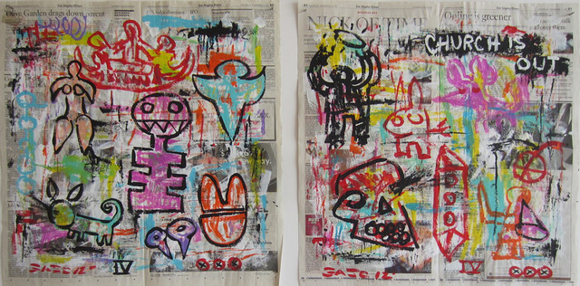 , 'Untitled ,' 2012, Wallspace