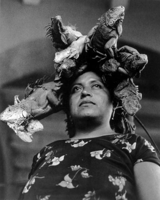 , 'Nuestra Señora de las Iguanas, Juchitán,' 1979, ROSEGALLERY