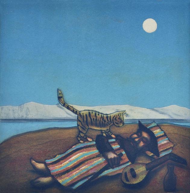 , 'Rousseau's Cat II,' , Sarah Wiseman Gallery