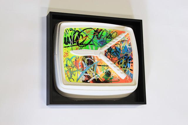 , 'Error TV *Butterfly Color 2,' 2016, Modus Art Gallery