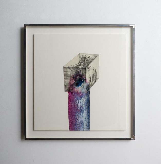 , 'ghost-running_12-3,' 2019, Anne Mosseri-Marlio Galerie