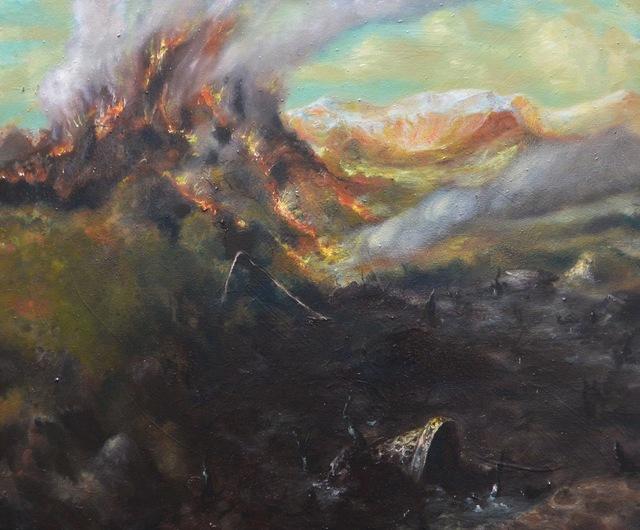 Thomas Braida, 'Vulcano e l'amore', 2014, MONITOR