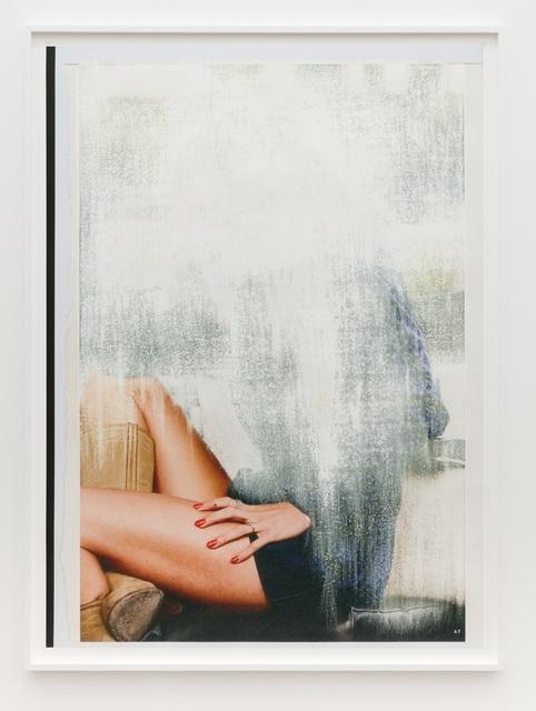 , 'P. 67,' 2017, Anat Ebgi