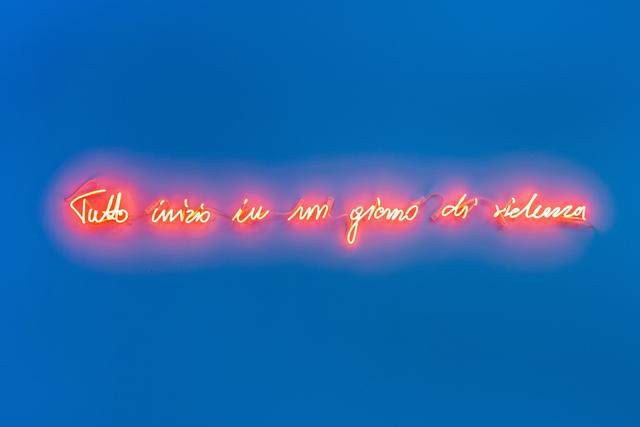 , 'Empty Room,' 2012, de Sarthe Gallery