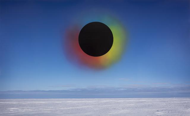 , 'Black Hole Winnipeg Beach,' 2017, Stephen Bulger Gallery