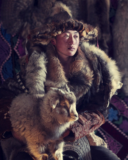 , 'XXX 15 Esker Eagle hunter Sagsai, Bayan Ulgii Province,  Mongolia 2017 ,' 2017, Willas Contemporary