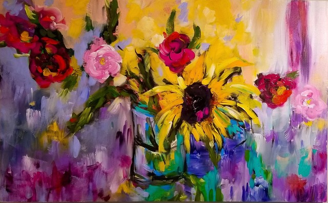 Joni Sarah White, 'The Colors of Joy', 2019, IAZ Art Gallery