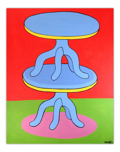 BLOBS, 'Sit On My Face', Marcel Katz Art