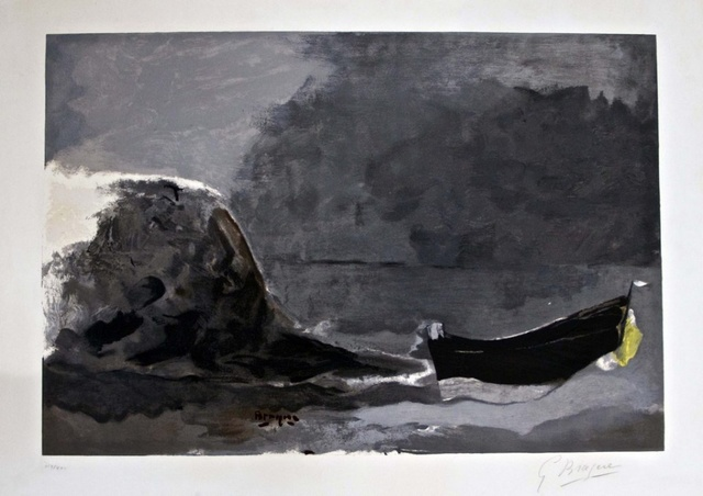 , 'Marine Noire,' 1956, Wallector