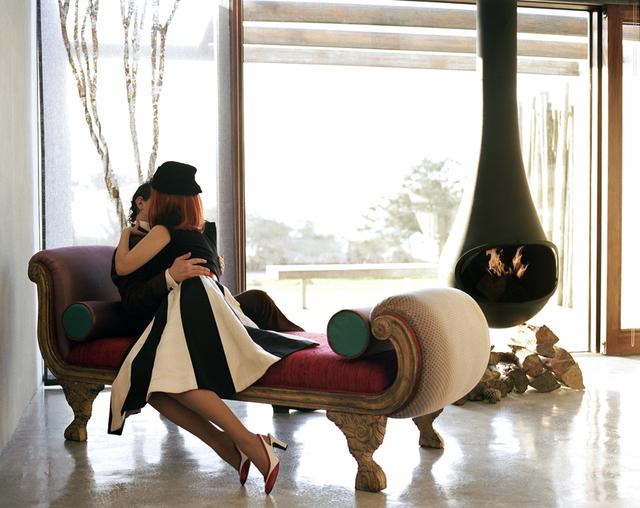 , 'Idilio en Diván (Romance on Divan Bed),' 2011, Berman Arts Agency - Sculpture to Wear