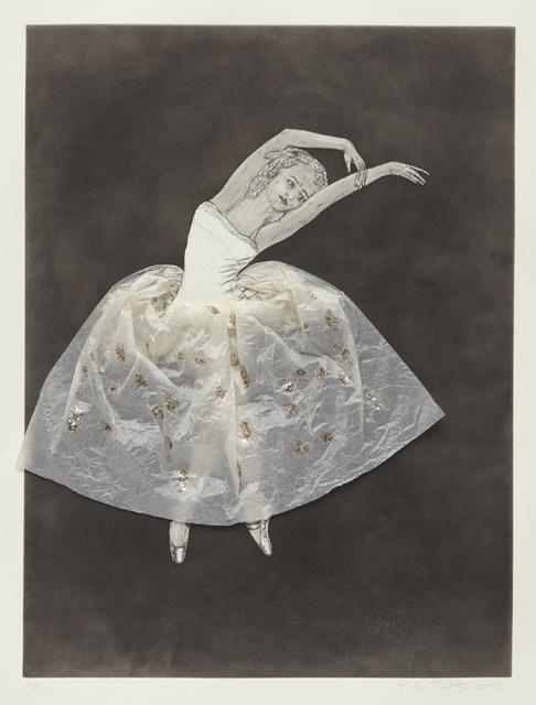 Kiki Smith, 'Ballerina (stretching right)', 2000, Phillips