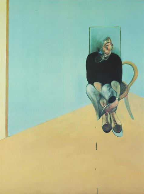 , 'Study for Self Portrait 1982,' 1984, Marlborough Gallery
