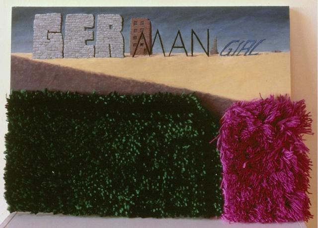, 'Germ & Girl,' 1995, envoy enterprises