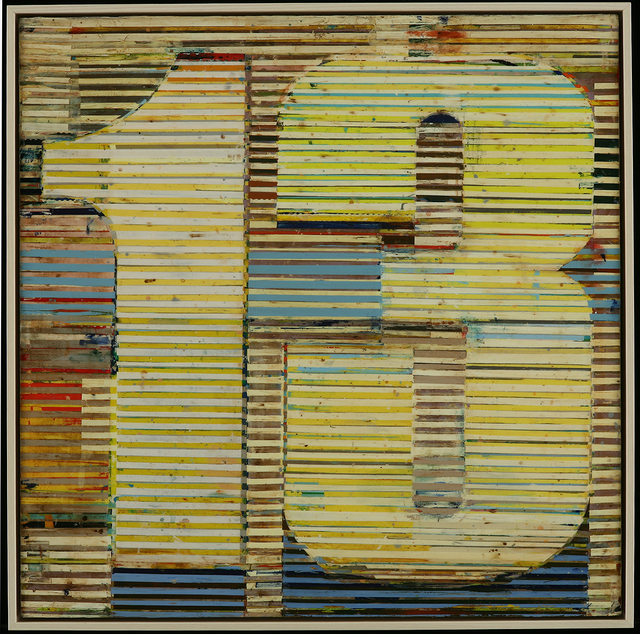 , 'Portrait of #13: Stop, Go, Yield,' 2011, Paul Thiebaud Gallery