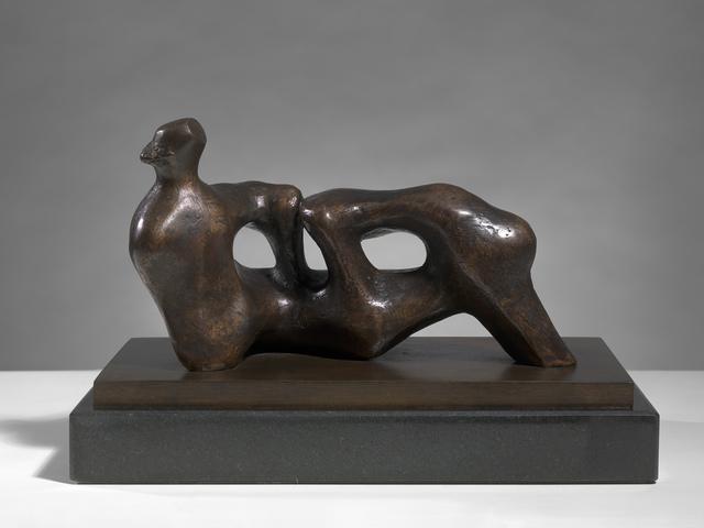 , 'Reclining Figure: Holes,' 1975, Osborne Samuel