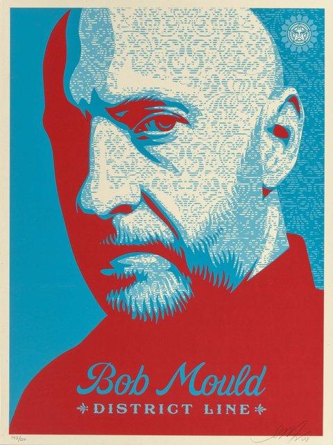 Shepard Fairey, 'Bob Mould', 2008, Print, Screenprint in colors, Heritage Auctions