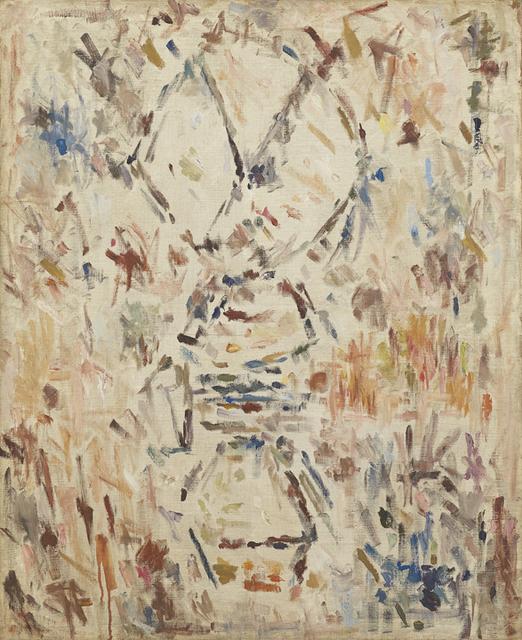 , 'Untitled (1),' 1985, Aicon Gallery