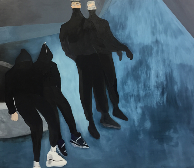 """, '""""rawhide"""",' 2017, Michael Werner Gallery"""