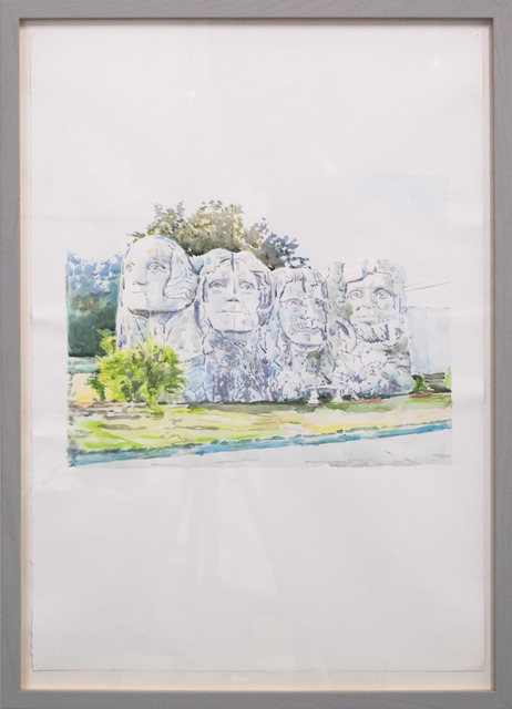 , 'Untitled (Mount Rushmore, China),' 2015, WORKS | PROJECTS
