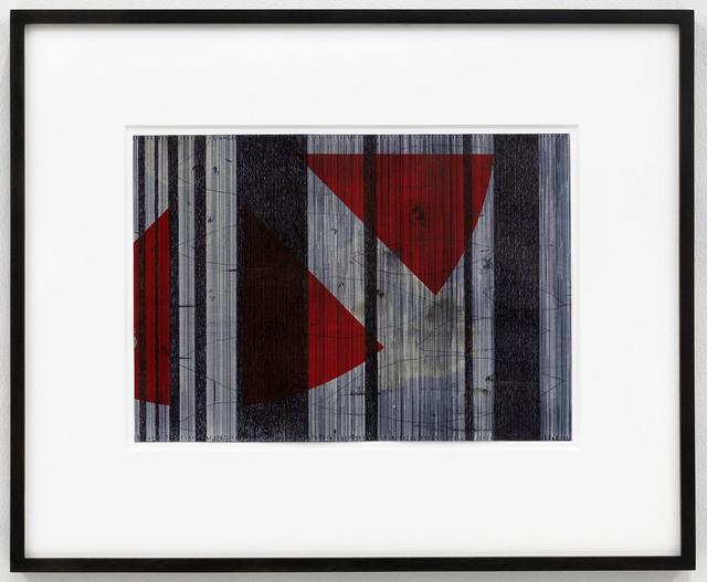 , 'Planchas Rojas. (14/06/99),' 1999, carlier | gebauer