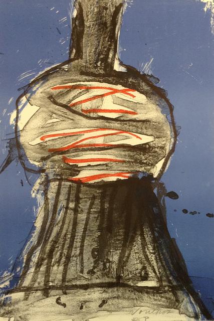 , 'Abstraction #1,' 1986, International Sculpture Center