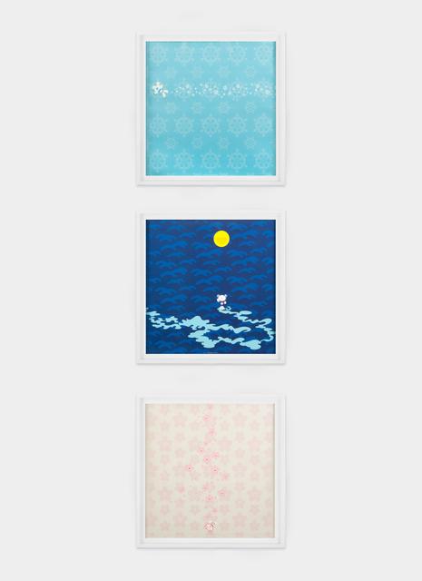 Takashi Murakami, 'Sun, Moon, Flower', 2001, Julien's Auctions
