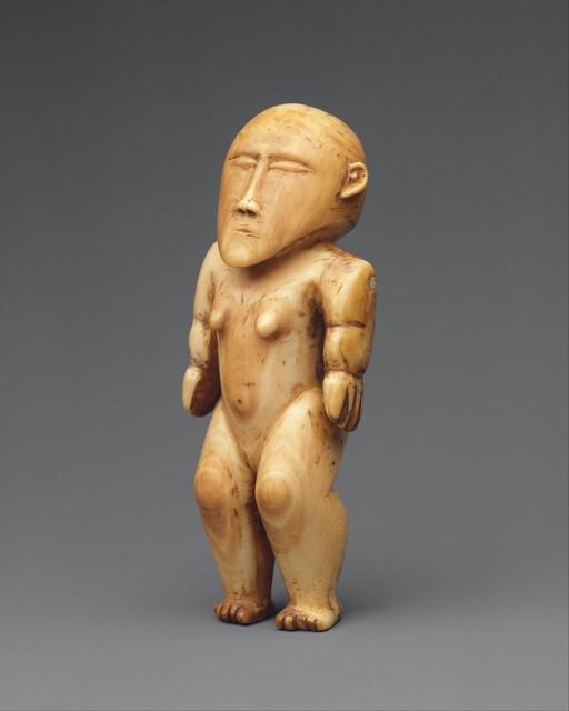 Unknown Ha'apai, 'Female Figure', early 19th century, The Metropolitan Museum of Art