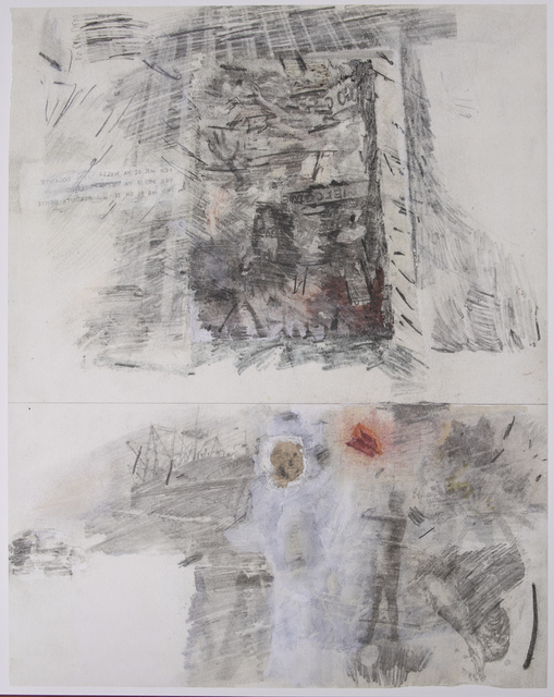 Robert Rauschenberg, 'Dante's Inferno - The Vestibule of Hell, a Lithograph by Robert Rauschenberg', 2017, White Cross