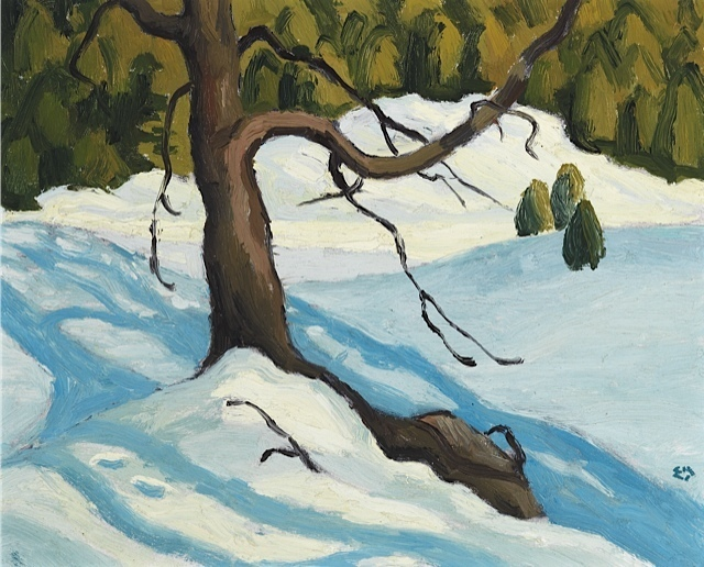 , 'Winter,' 1953, Oeno Gallery