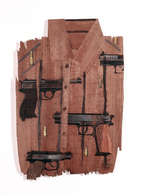 , 'Shirt 1,' 1991, Marina Gisich Gallery