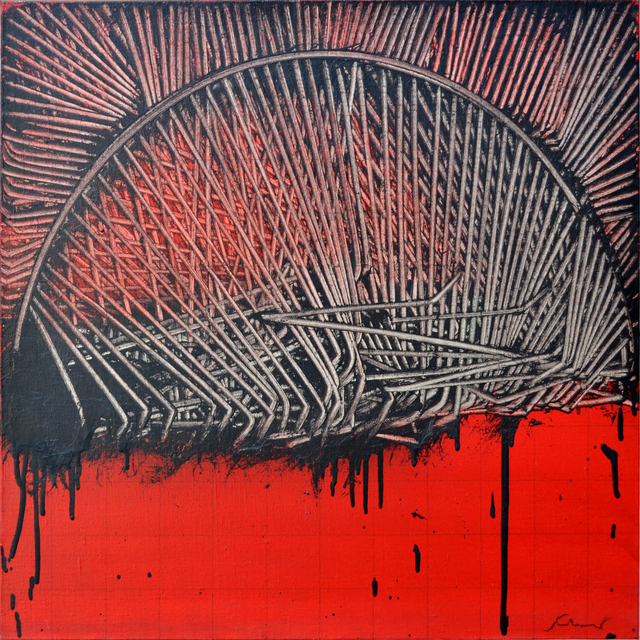 , 'L'arco,' 1972, Dep Art