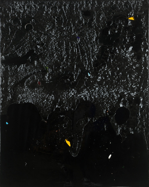 , 'Constellation Painting #6,' 2011, Gagosian