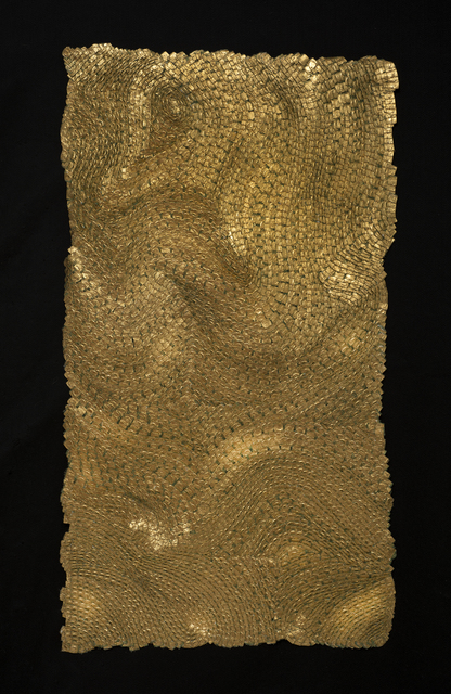 Olga de Amaral, 'Strata XI', 2008, Bellas Artes Gallery