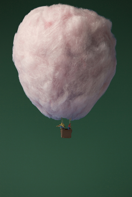 , 'Cotton Candy Hot Air Balloon ,' 2015, Winston Wächter Fine Art