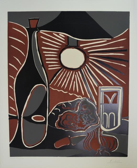 , 'Nature Morte a la Bouteille,' 1962, Long-Sharp Gallery
