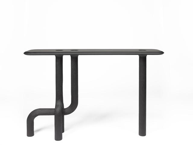 Fabien Petiot, 'Branches (Black Edition) ', 2018, Design/Decorative Art, Chêne teinté, Mouvements Modernes