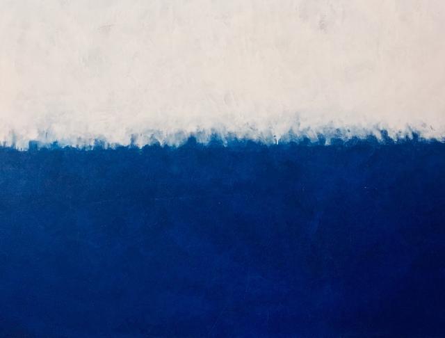 , 'Blue VI,' 2018, Cheryl Hazan Gallery