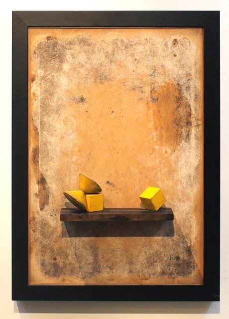 , 'Three Yellow Objects,' 1998, Kent Fine Art
