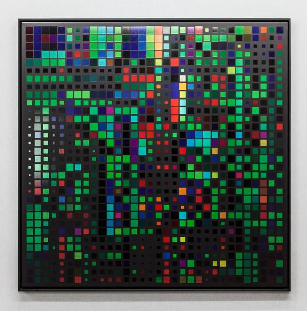 , 'Mosaïque de Pixels 2,' 2016, The Mayor Gallery