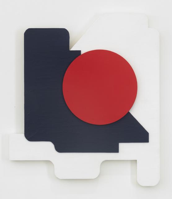, 'Nytorget Park,' 2018, Joshua Liner Gallery