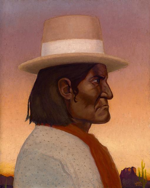 """, '""""Geronimo"""",' 2018, Maxwell Alexander Gallery"""