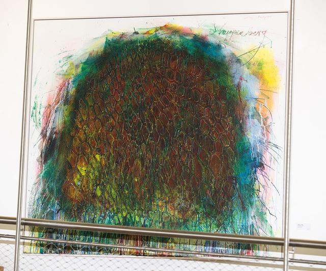 , 'Schuppenberg,' 1989, Artemons Contemporary