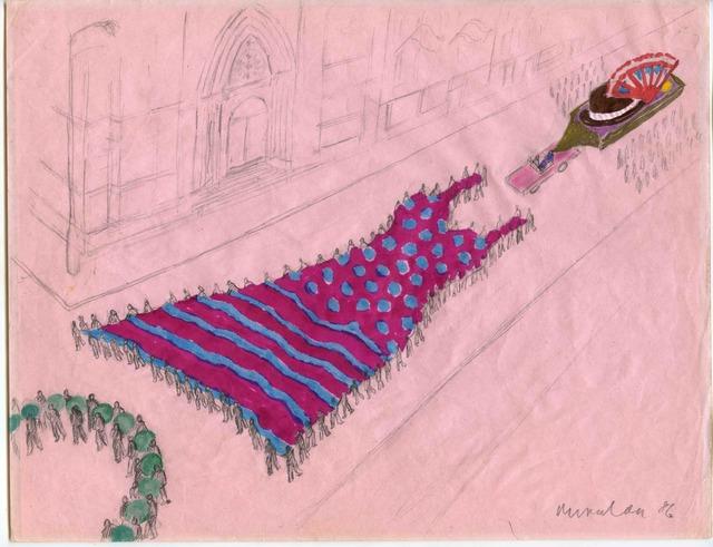Antoni Miralda, 'Sevilla Magetna & Blue', 1986, Henrique Faria Fine Art