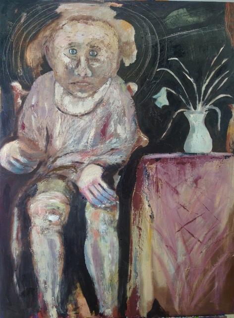 , 'Auntie Eliza,' 2014, Paraphé