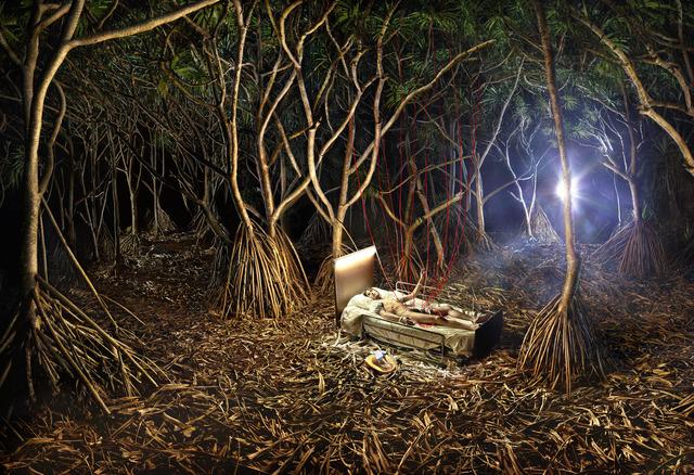 David LaChapelle, 'Reborn! Nature's Transfusion', 2014, Photography, C-print, Alex Daniels - Reflex Amsterdam
