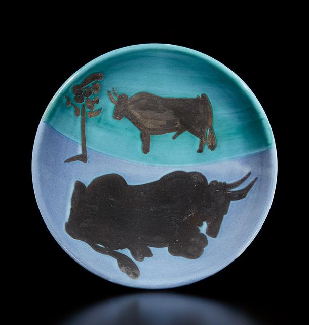 Pablo Picasso, 'Bulls (Toros)', 1952, Phillips