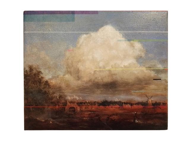 , 'Glitch Landscape II,' 2017, Gibbons & Nicholas