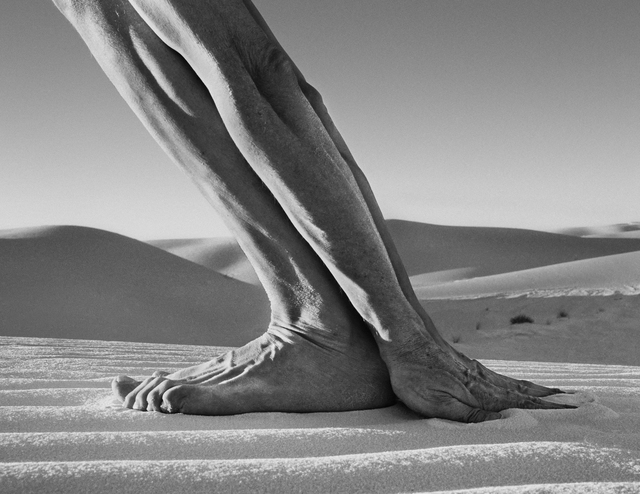 , 'Hands and Feet, White Sands, New Mexico,' 2000, Willas Contemporary