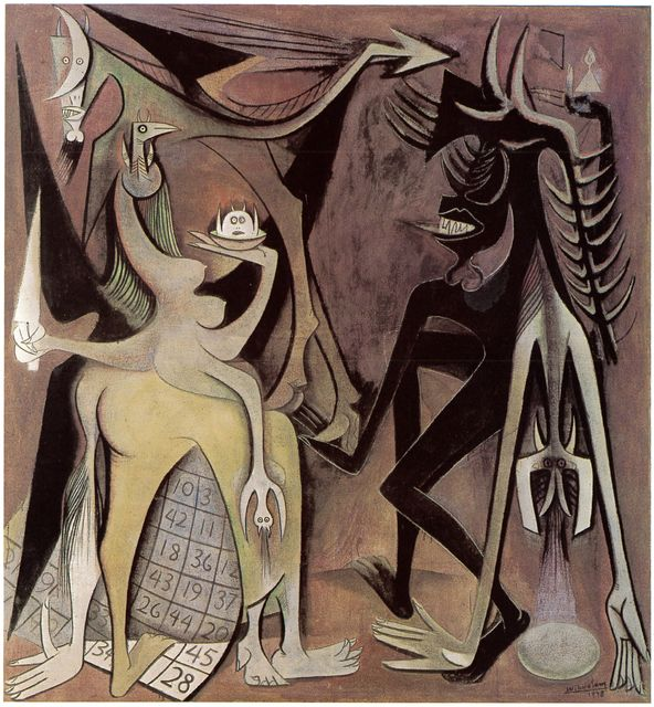 , 'Bélial, Emperor of the Flies,' 1948, Tate